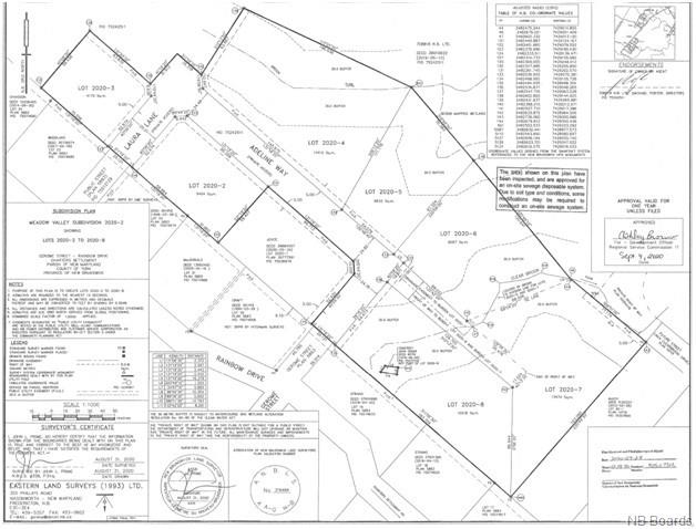 Lot 2 Adeline Way, Charters Settlement, New Brunswick (ID NB050817)