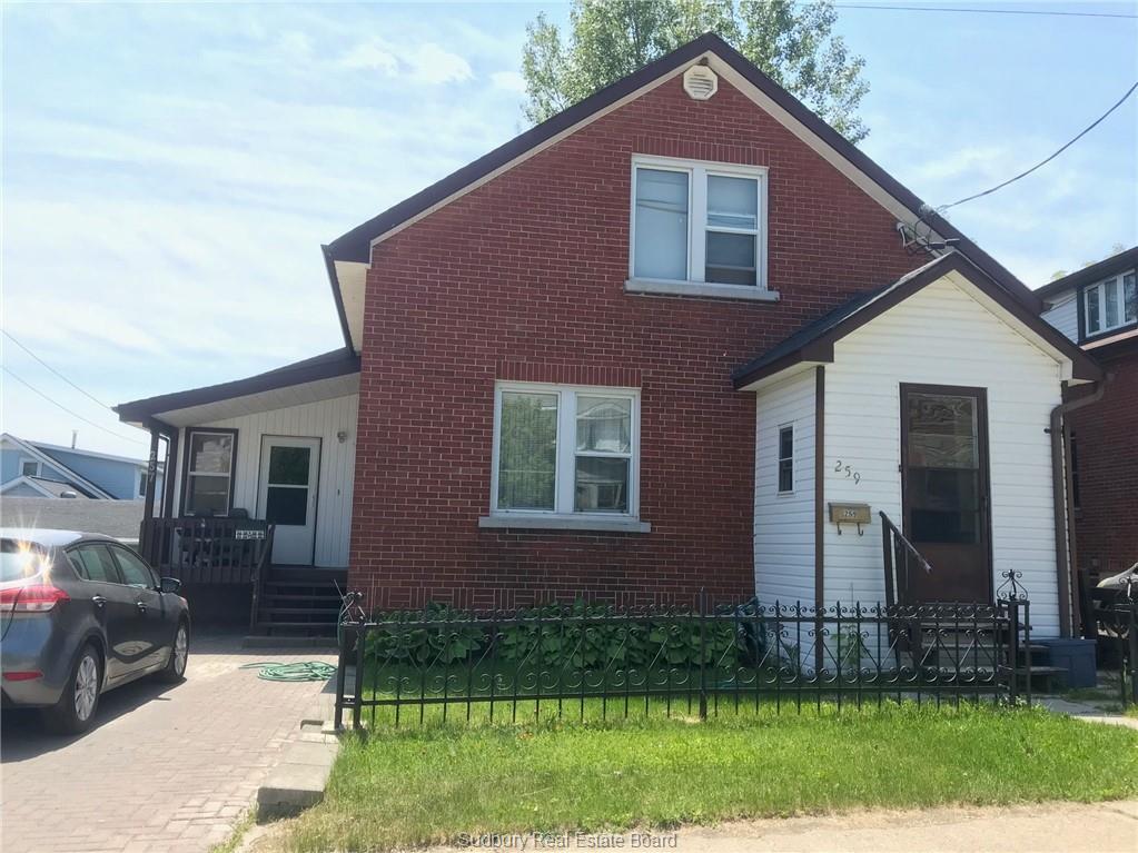 257-259 Willow Street, Sudbury, Ontario (ID 2087458)