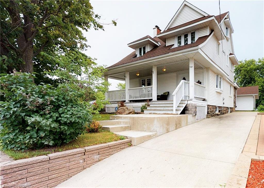 769 ALGONQUIN Avenue, North Bay, Ontario (ID 279716)