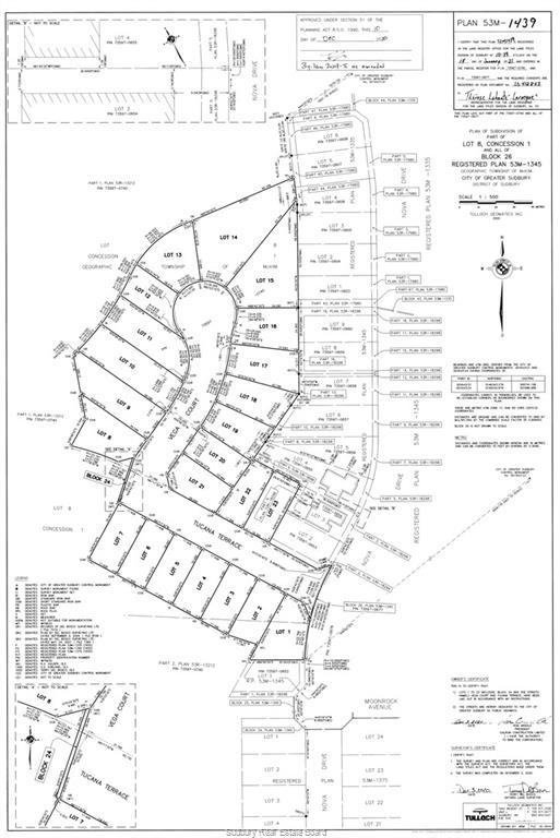 Lot 22 Tucana Terrace, Sudbury, Ontario (ID 2094522)