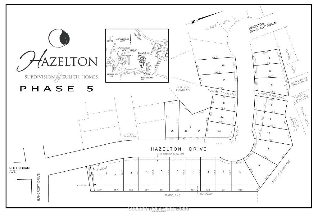 LOT 21 Hazelton Drive, Sudbury, Ontario (ID 2085093)