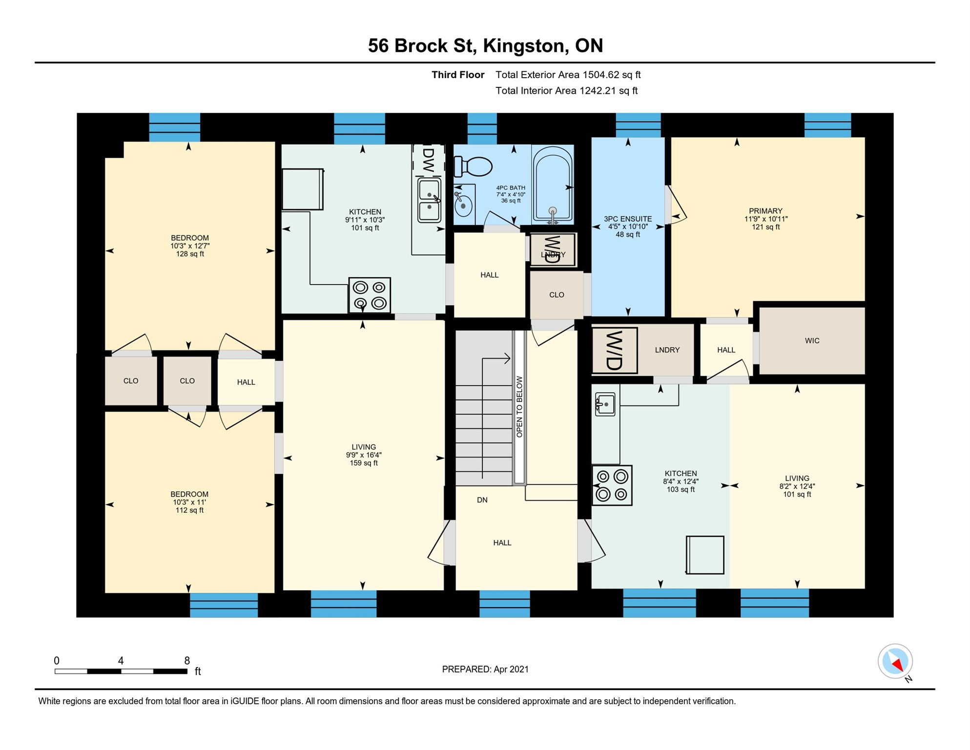 56-60 Brock Street, Kingston, Ontario (ID K21002368)