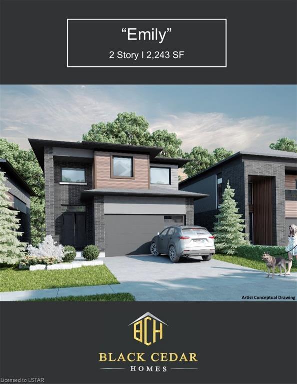 3867 PETALPATH Street, London, Ontario (ID 40124082)