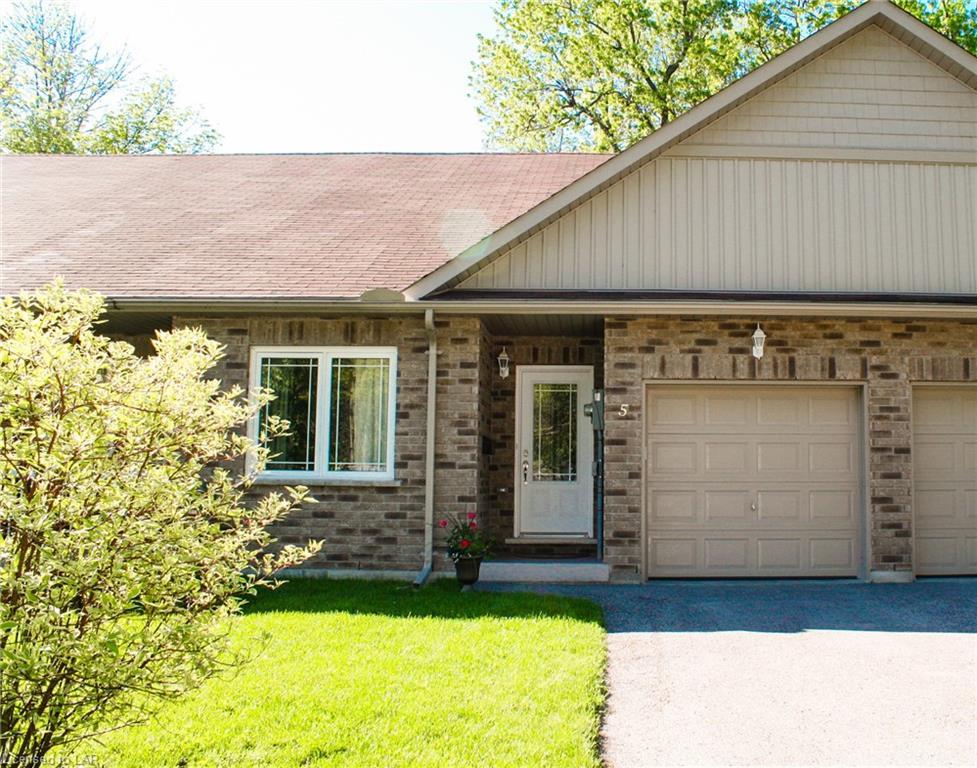5 TAYLOR Drive, Orillia, Ontario (ID 262222)