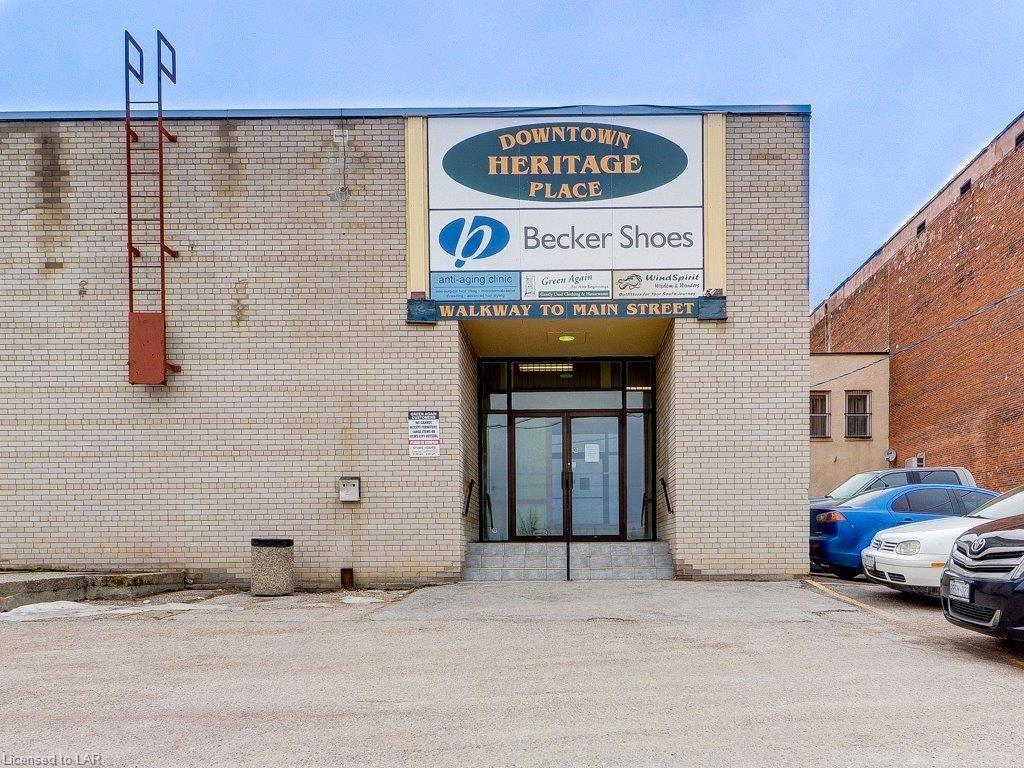 27-33 MISSISSAGA Street Unit# 3 & 4, Orillia, Ontario (ID 231975)
