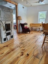 New Living Room Hardwood Floor