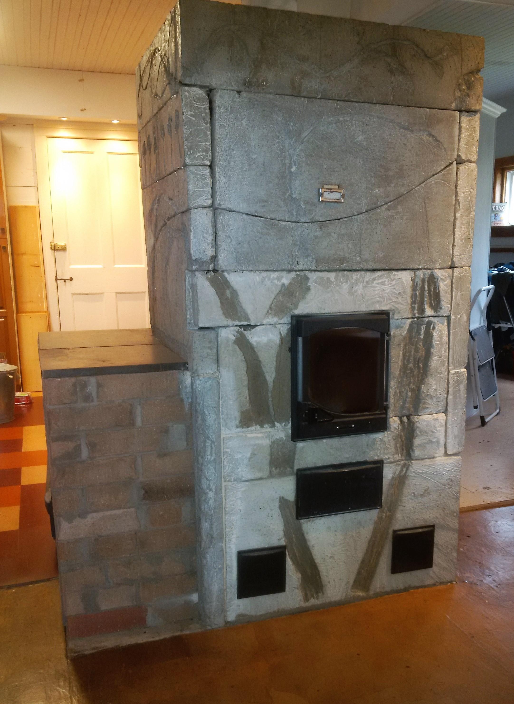 Custom Radiant Wood Heat