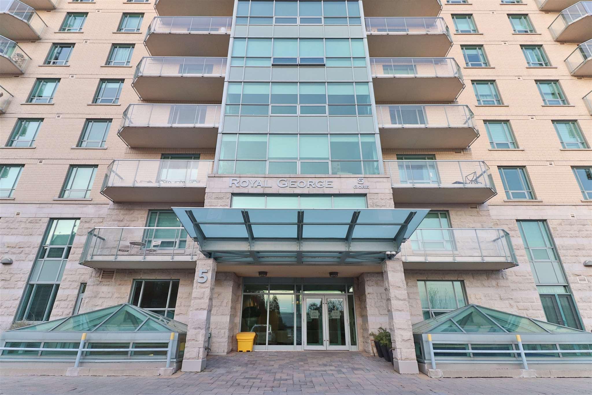Unit# 205 5 Gore Street, Kingston, Ontario (ID K21002621)