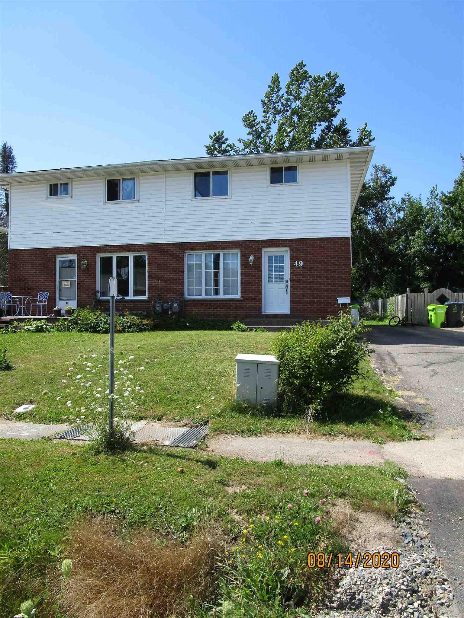 49 Panoramic Drive, Sault Ste. Marie, Ontario (ID SM129499)