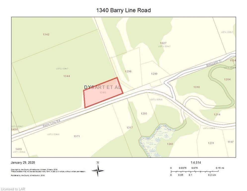 1340 BARRY LINE Road, Haliburton, Ontario (ID 242253)