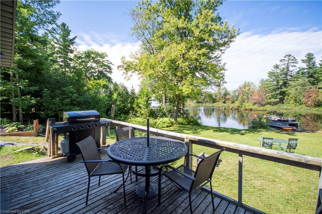 100 HILTON'S POINT Road W, Norland, Ontario (ID 40161281)