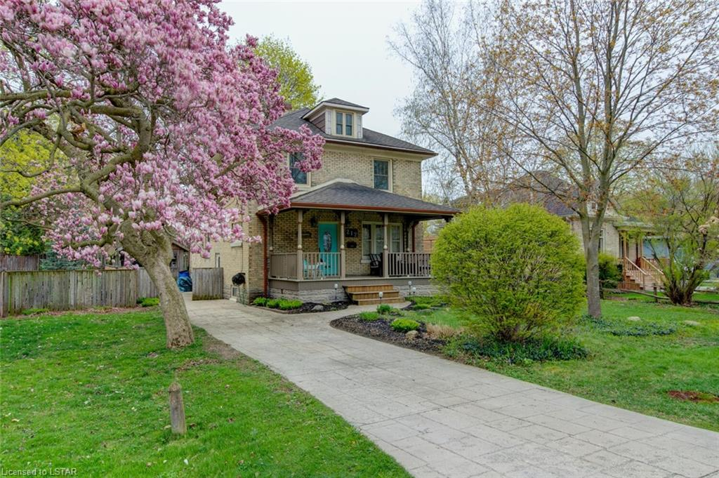 212 MAITLAND Street, Strathroy, Ontario (ID 40101062)