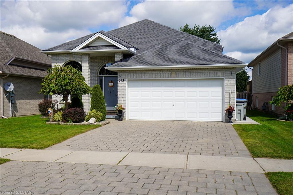 273 MOGG Street, Strathroy, Ontario (ID 240318)