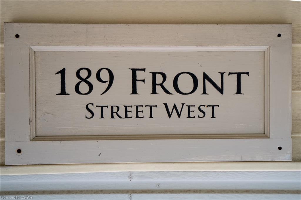 189 FRONT Street W, Strathroy, Ontario (ID 273168)