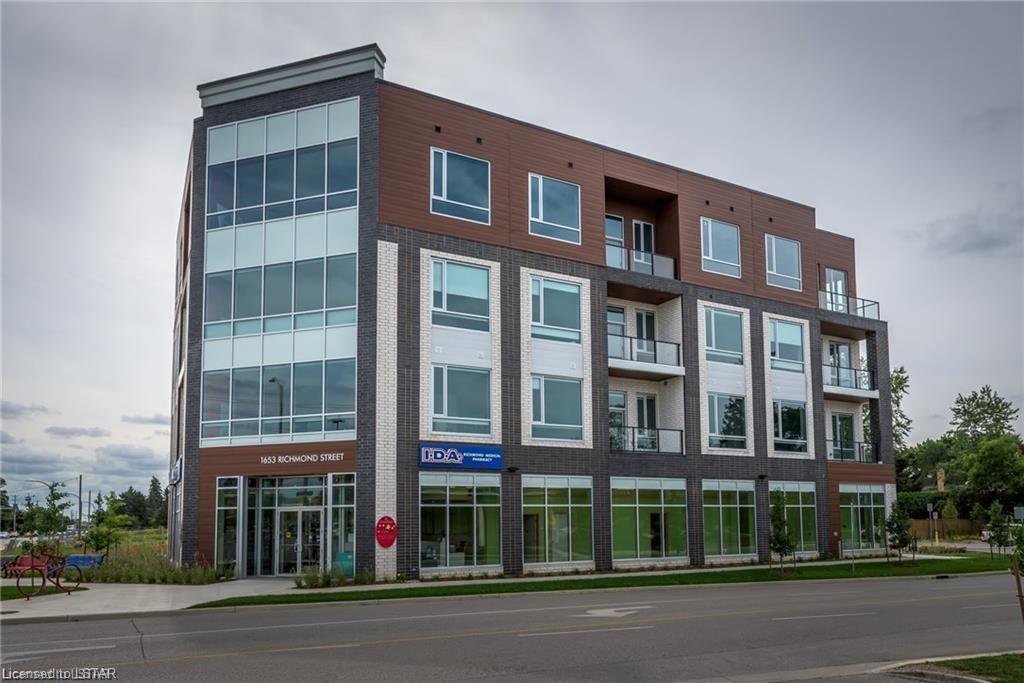1653 RICHMOND Street Unit# 303, London, Ontario (ID 238796)