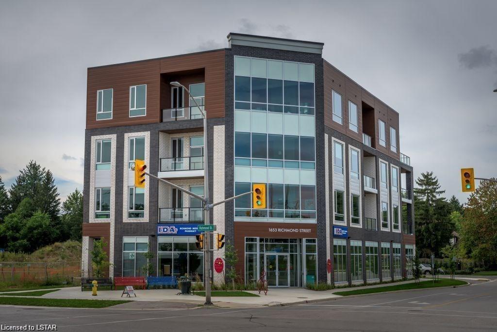 1653 RICHMOND Street Unit# 402, London, Ontario (ID 238963)