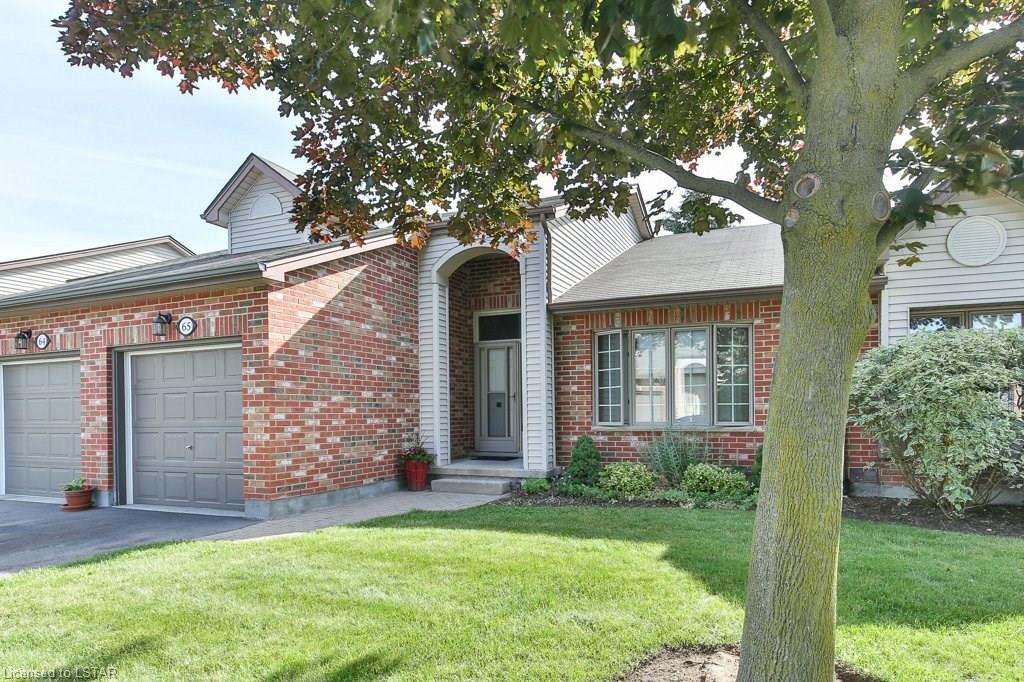 1478 ADELAIDE Street Unit# 65, London, Ontario (ID 136957)