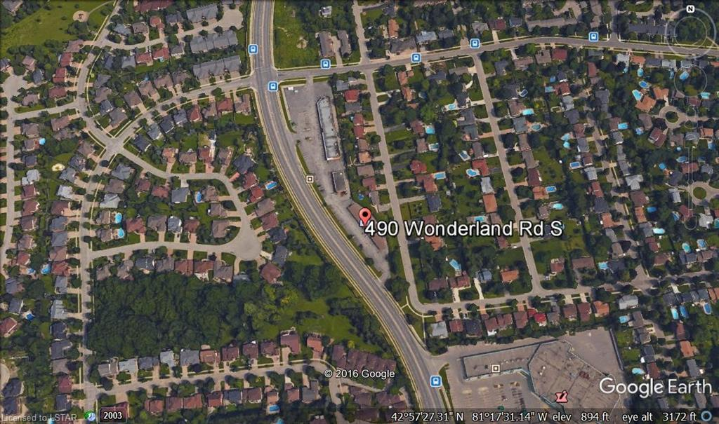 490 WONDERLAND Road Unit# 4b, London, Ontario (ID 255333)