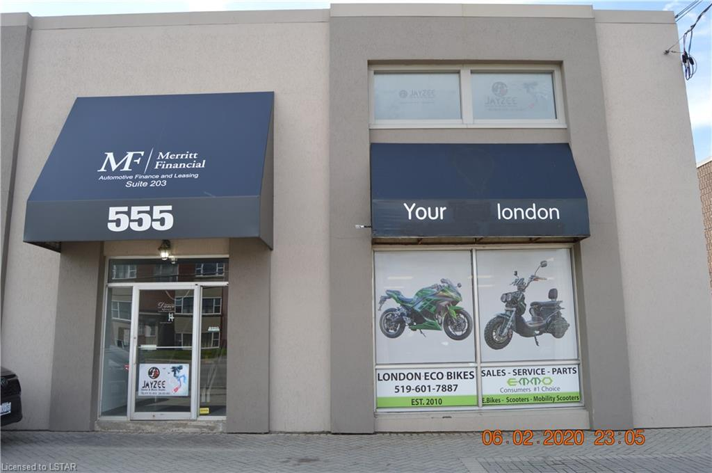 555 YORK Street Unit# 1, London, Ontario (ID 264544)