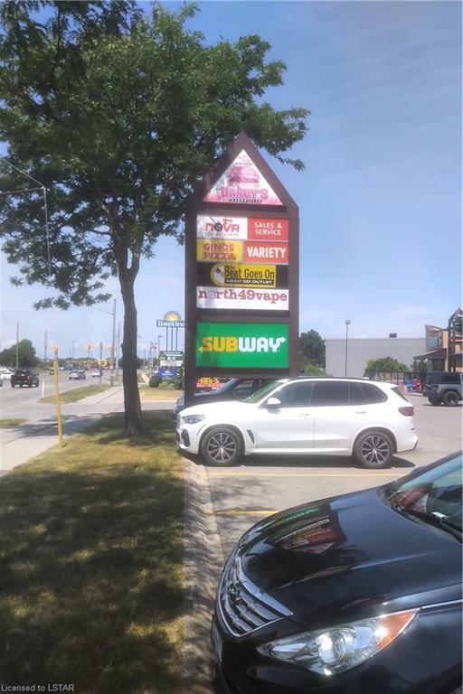 1120 WELLINGTON Road Unit# 4, London, Ontario (ID 274851)