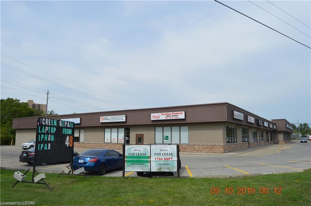 317 ADELAIDE Street S Unit# 106, London, Ontario (ID 40053444)