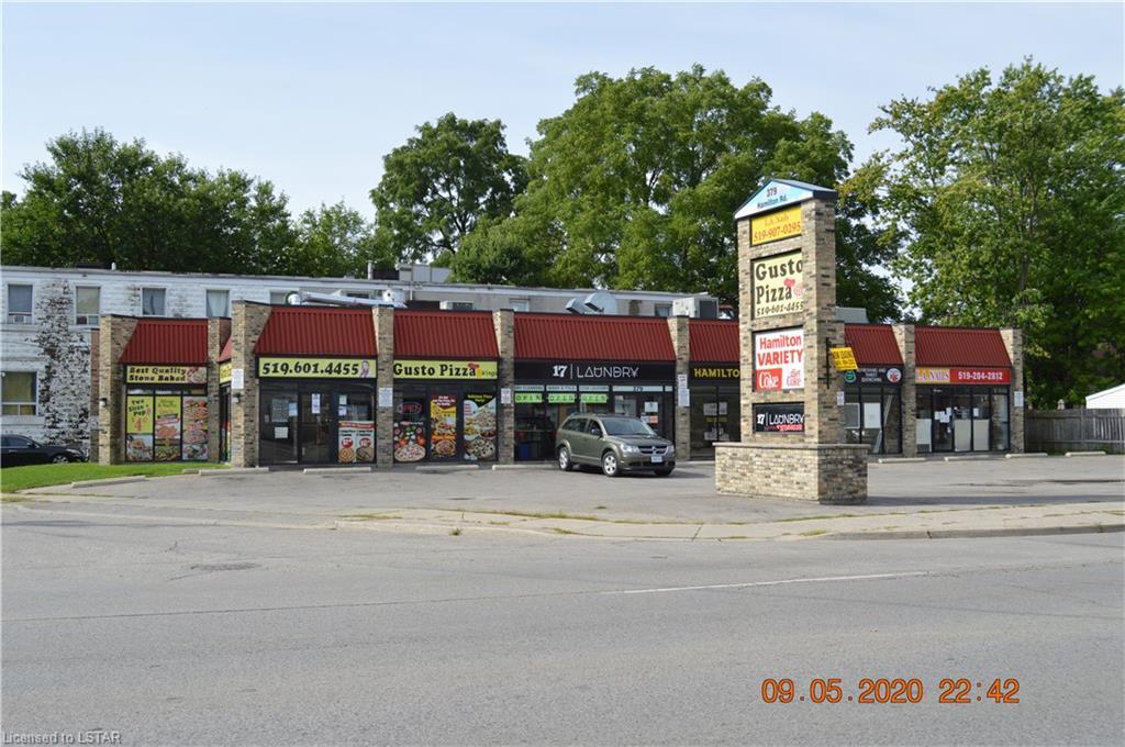 379 HAMILTON Road Unit# 3, London, Ontario (ID 40076020)