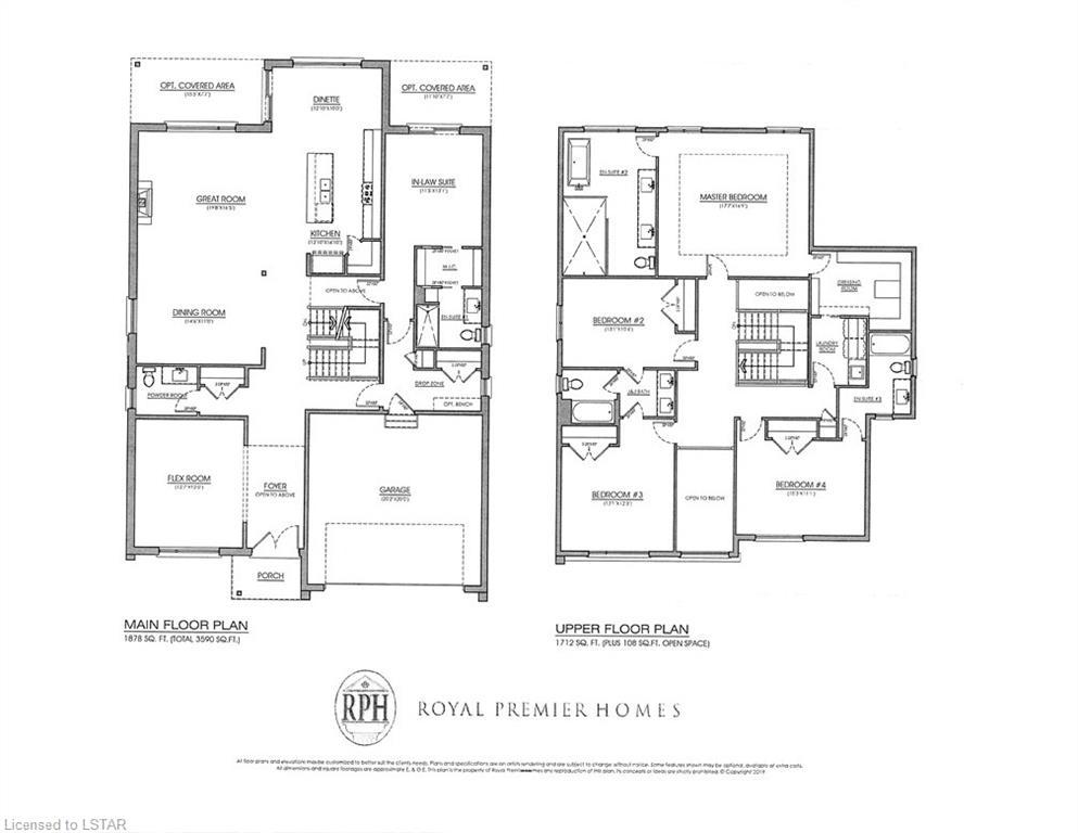 3410 BRUSHLAND Crescent, London, Ontario (ID 251111)