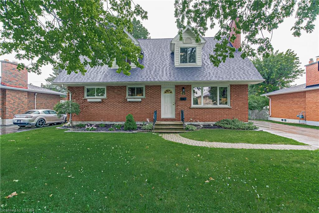 45 HAWKESBURY Avenue, London, Ontario (ID 40140993)