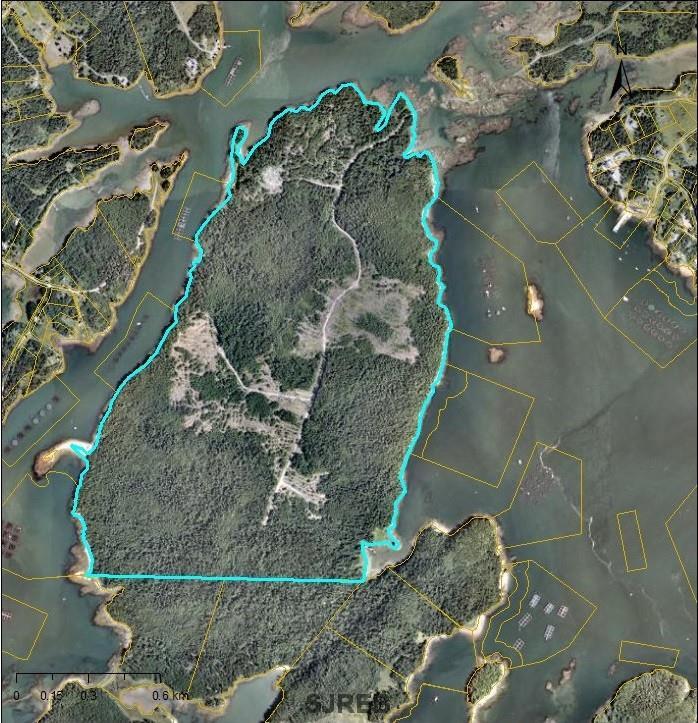 - Frye Island, Charlotte County, New Brunswick (ID SJ165396)