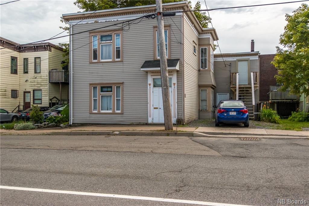 12-14 Bentley Street, Saint John, New Brunswick (ID NB046832)