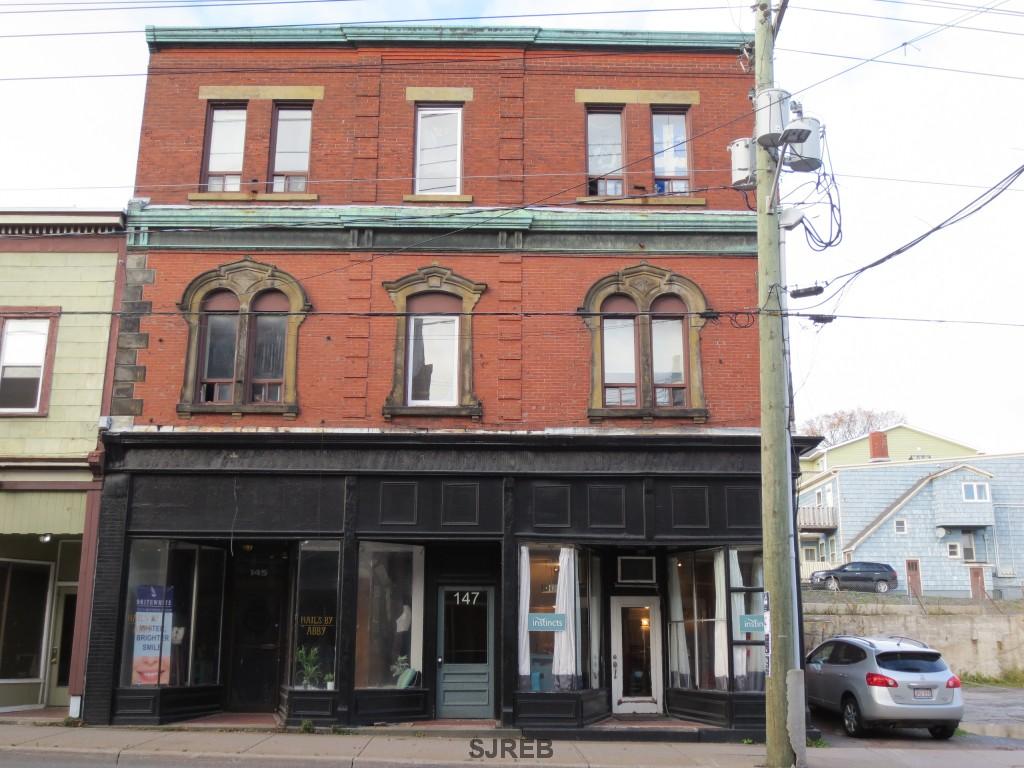145-149 UNION STREET, Saint John, New Brunswick (ID SJ165143)