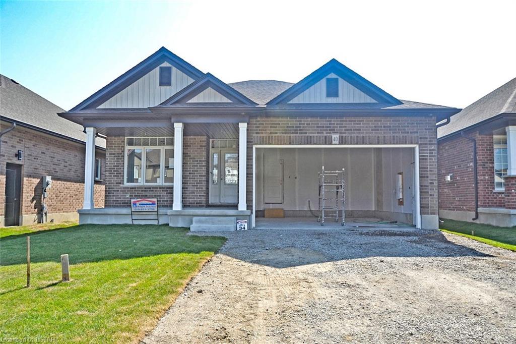 40 FREEMAN Lane, St. Thomas, Ontario (ID 239401)