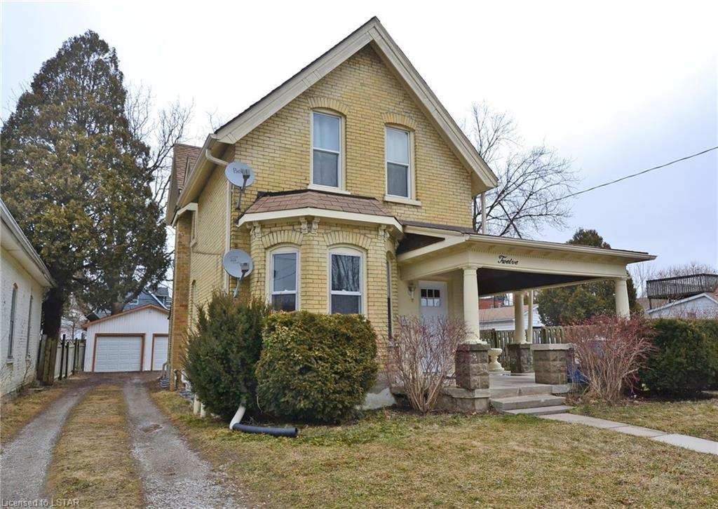 12 ERIE Street, St. Thomas, Ontario (ID 249226)