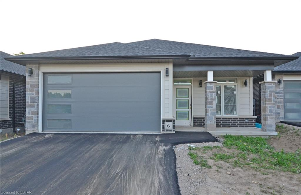 10 MCPHERSON Court Unit# 6, St. Thomas, Ontario (ID 274444)