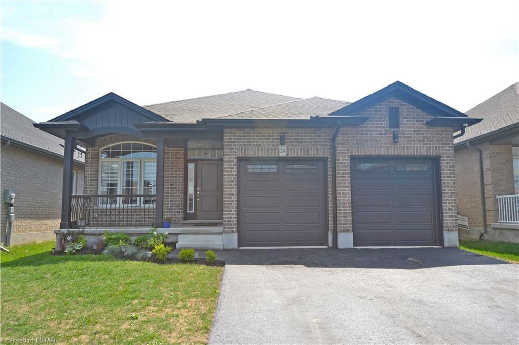 24 FREEMAN Lane, St. Thomas, Ontario (ID 280361)