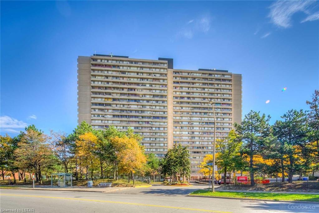 100 LEEWARD GLENWAY Unit# 308, Toronto, Ontario (ID 40125845)