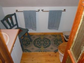 Upper 2-Piece Bath