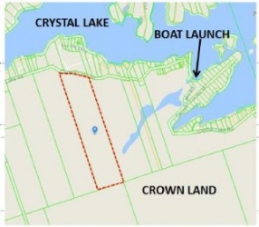 Easy Access to Crystal Lake