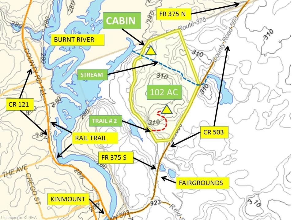 44 off Fire Route 375, Kinmount, Ontario (ID 151417)
