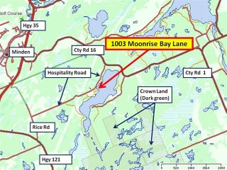 1003 MOONRISE BAY LANE, Minden, Ontario (ID 461604200001900)