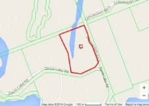 OFF SWINSON/DAVIS LAKE ROAD, Minden, Ontario (ID 392070294)