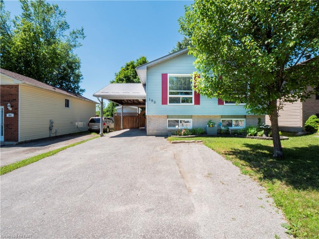199 WESTMOUNT Drive S, Orillia, Ontario (ID 273881)