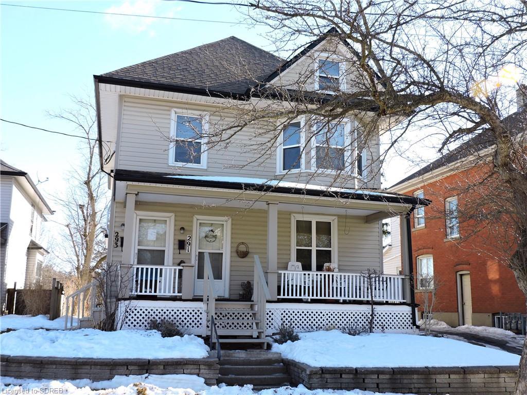 293 COLBORNE Street N, Simcoe, Ontario (ID 40073302)