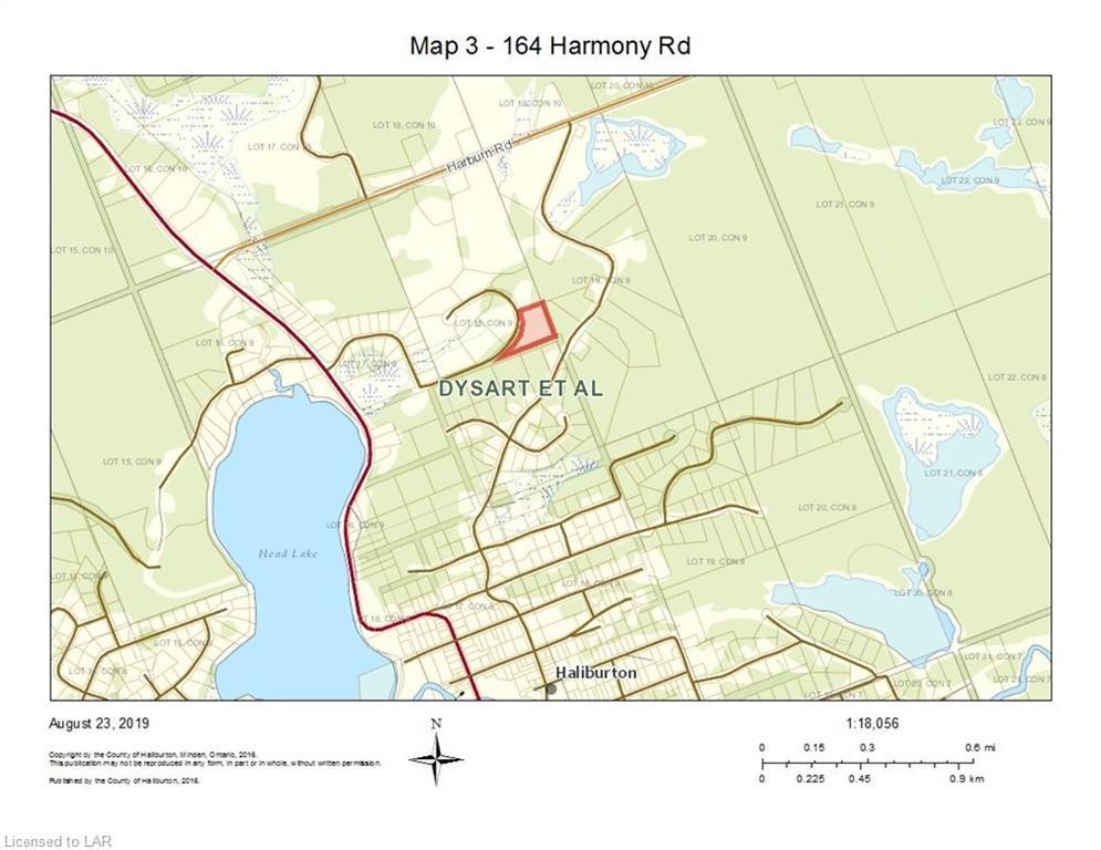 164 HARMONY Road, Haliburton, Ontario (ID 217426)