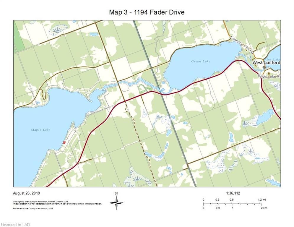 1194 FADER Road, Algonquin Highlands, Ontario