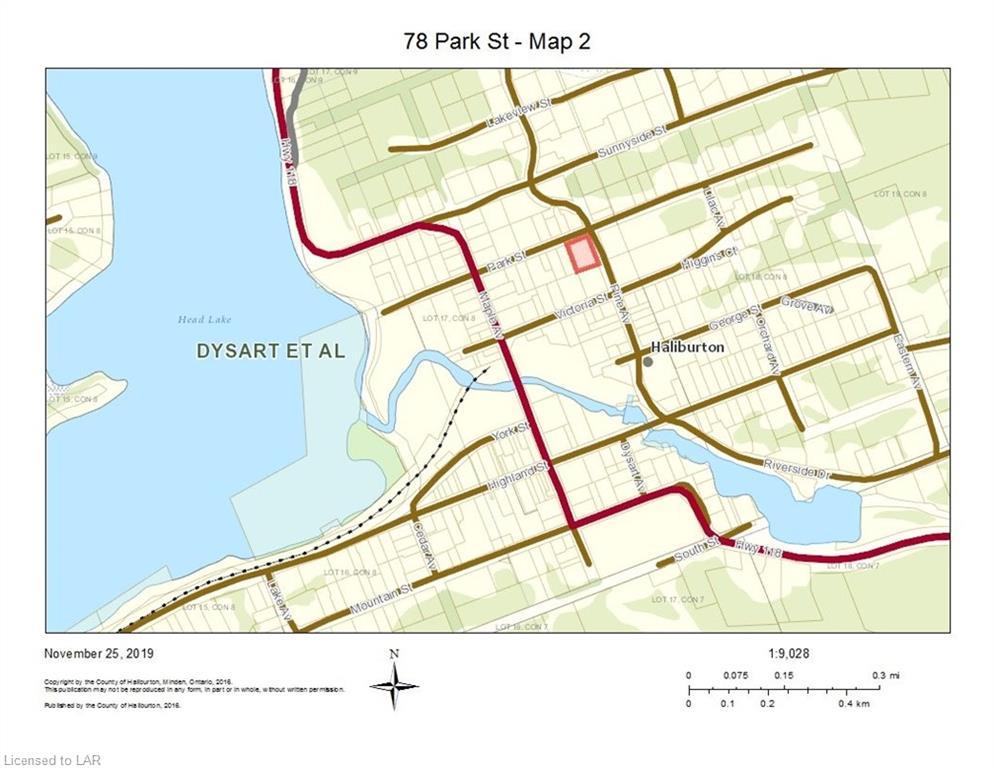 78 PARK Street, Haliburton, Ontario (ID 234946)