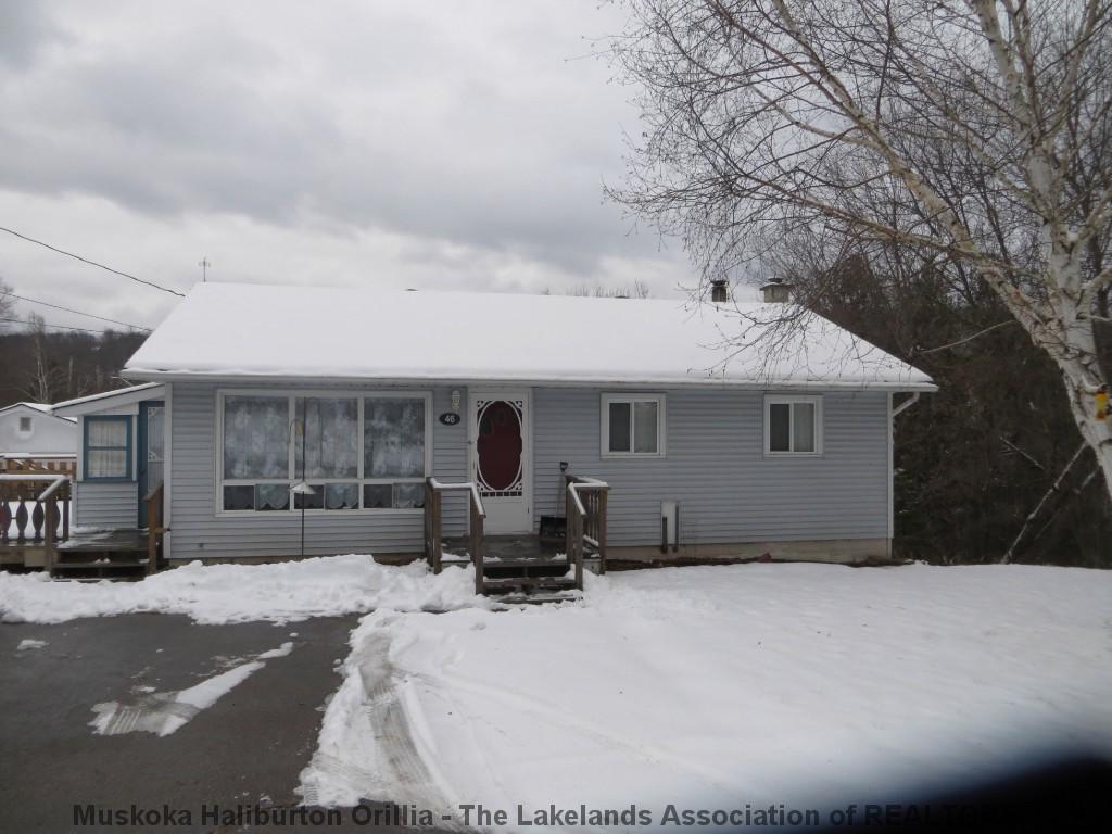 46 GEORGE ST, Haliburton, Ontario (ID 391790088)