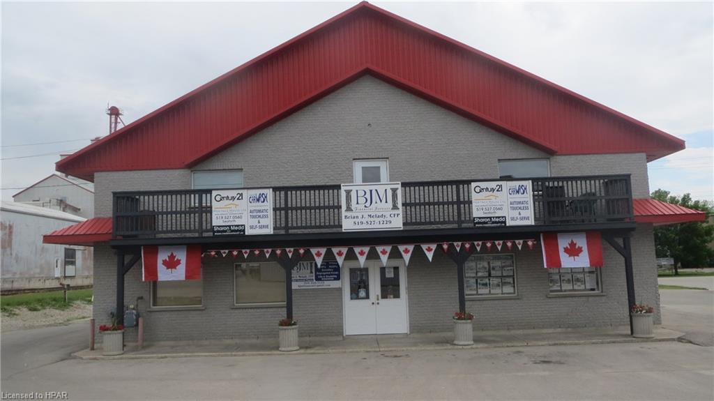 150 MAIN Street S, Seaforth, Ontario (ID 30792913)