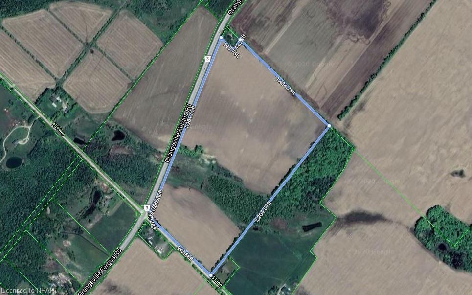 64026 COUNTY RD 3 ., East Garafraxa, Ontario (ID 40042129)