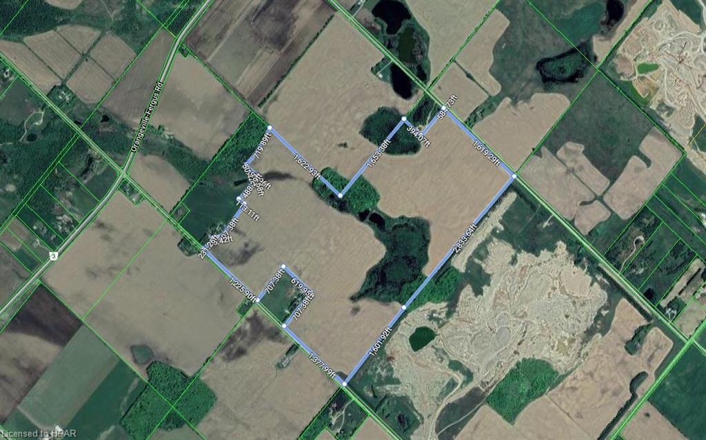 PT LT 3&4 15 TH Line, East Garafraxa, Ontario (ID 40042105)